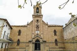 Bearin - Navarra - Iglesia de la Inmaculada Concepción