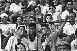 Francisco Cabanés, Enrique Zúñiga, Juli Solano y Josefina Plaza.