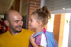 La vuelta al cole es un momento especial para los niños y para los padres.