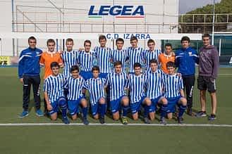 Club Deportivo Izarra. Cadete A