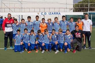 Club Deportivo Izarra. Infantil B