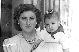 1951. Conce Gómez y Conchi Carretero