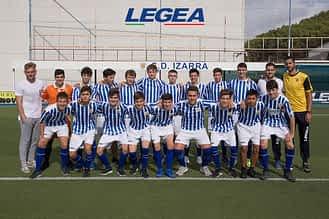 Club Deportivo Izarra. 2ª Juvenil