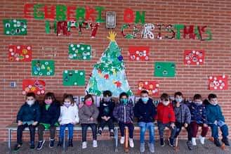 Navidad en los colegios