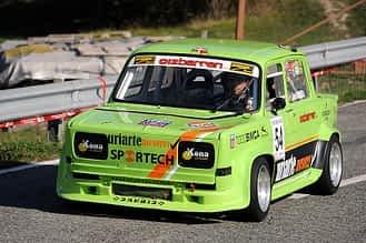 54, Jabi Gorbea, Simca Rallye 2