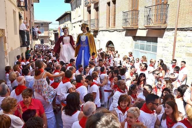 Fiestas de Los Arcos