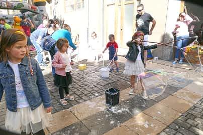 Fiestas barrio de San Miguel