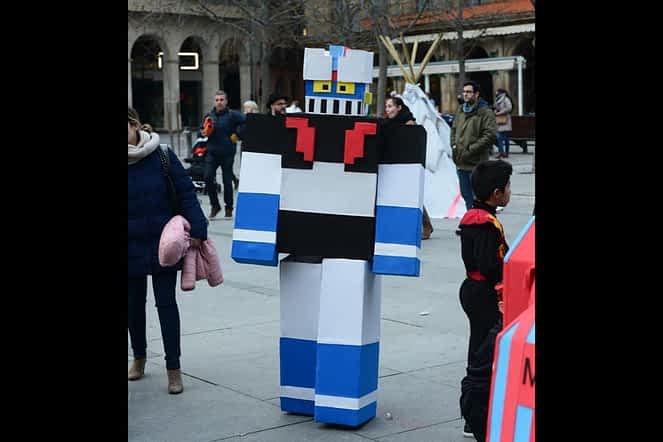 Minecraft Mazinger Z