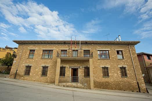 Edificio consistorial de Villatuerta