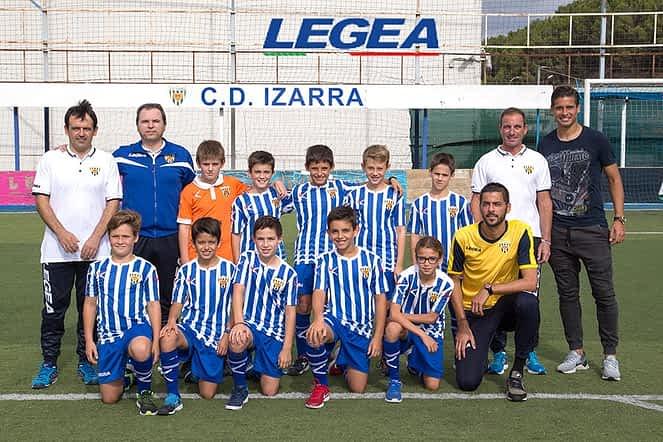 Club Deportivo Izarra. Alevín C