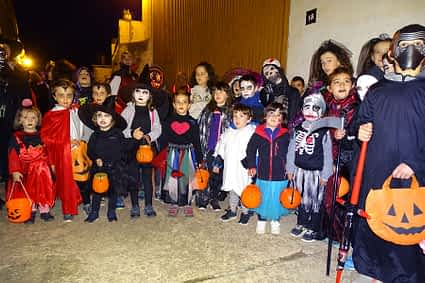 Halloween Azuelo