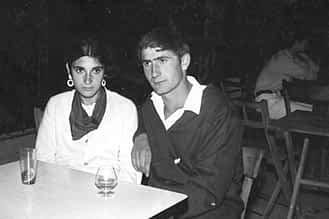 1966. En El Che, la pareja formada por Conchi Carretero y Narciso Ripa.