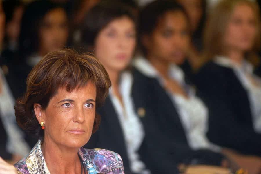 La alcaldesa Ganuza explicó en el Pleno que no cobra de ninguna sociedad pública