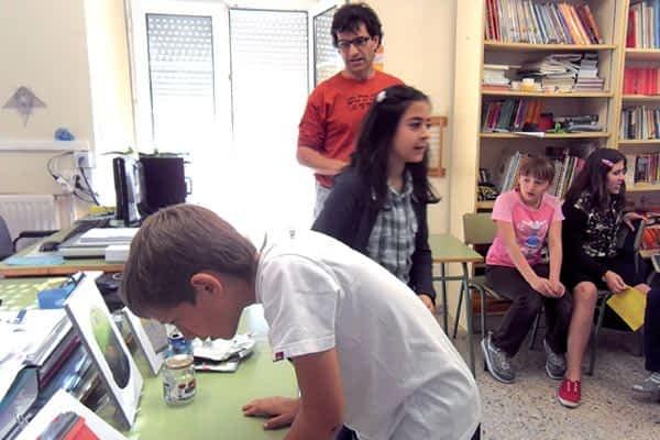 Mancomunidad sensibiliza sobre residuos a los escolares de Tierra Estella