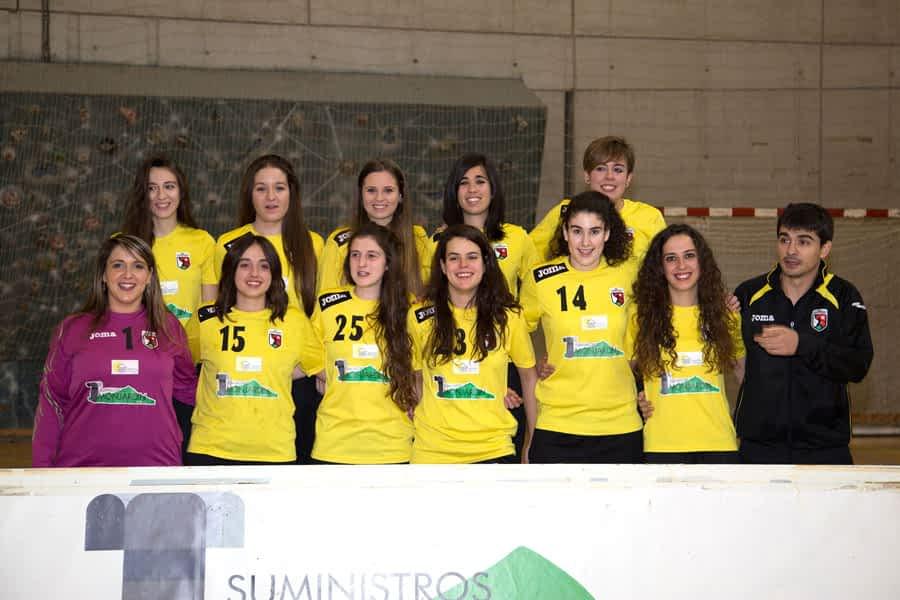 El Lizarreria presentó a sus nueve equipos de la actual temporada