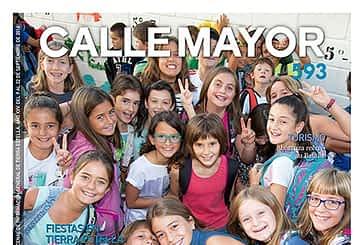 CALLE MAYOR 593 - SEPTIEMBRE, INICIO DEL CURSO EN ESTELLA