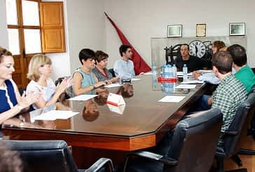 Constitución de las corporaciones en los Ayuntamientos de Tierra Estella