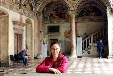 """TIERRA ESTELLA GLOBAL - Maddi Gartzia - """"Con el programa Erasmus conoces a gente de todo el mundo, aprendes idiomas y nuevas culturas"""""""