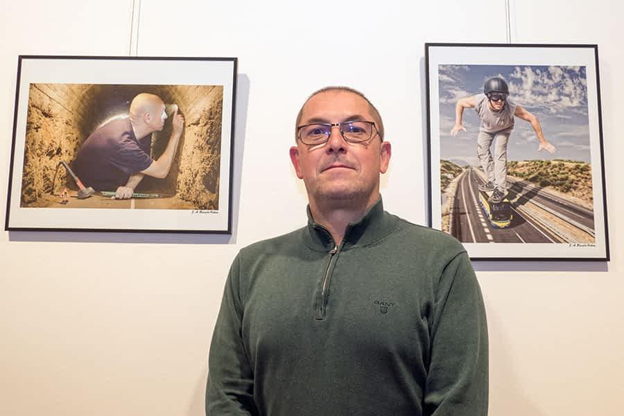 Las fotomanipulaciones de José Antonio Basalo, en la casa de cultura Fray Diego