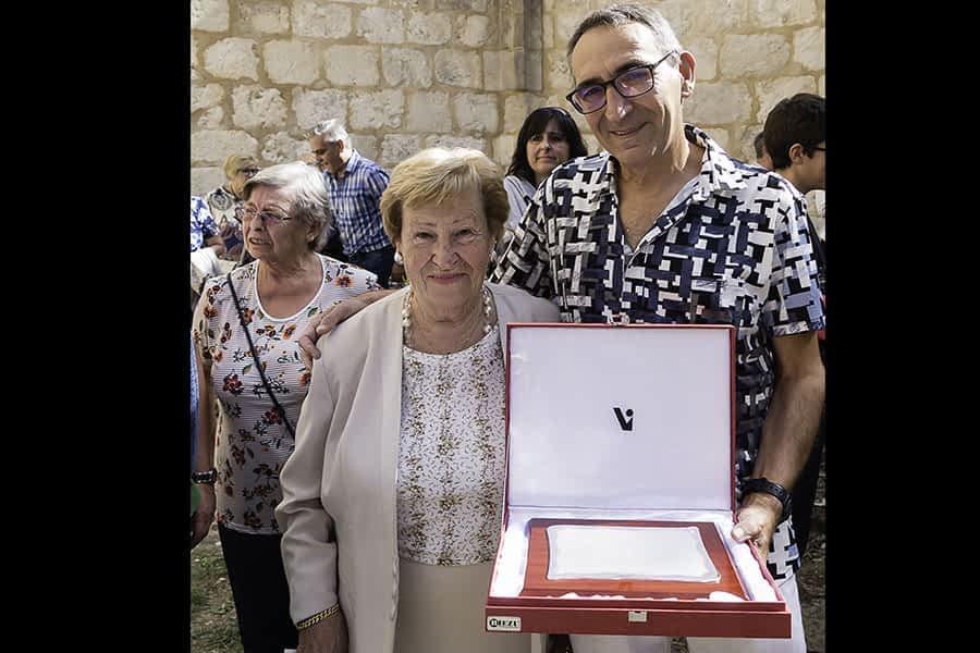 La Vera Cruz homenajeó a José Ramón Cabanés
