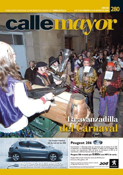 CALLE MAYOR 280 – LA AVANZADILLA DEL CARNAVAL