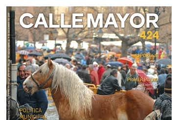 CALLE MAYOR 424 - ESTELLA VIVE SUS FERIAS EN HONOR DE SAN ANDRÉS