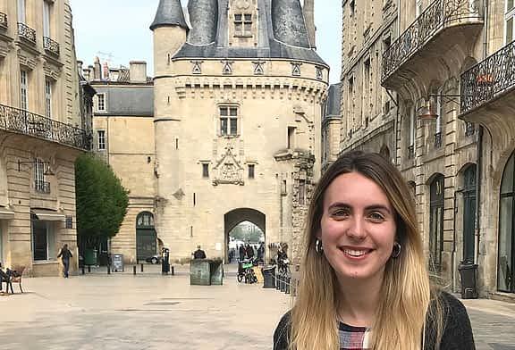 """TIERRA ESTELLA GLOBAL - María Jordana Ochoa - Bordeaux - """"Mis alumnos están orgullosos de sus raíces y quieren conocer más sobre la cultura vasca"""""""