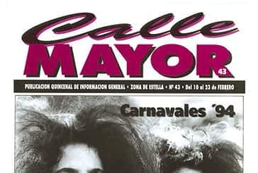 CALLE MAYOR 043 - CARNAVALES ´94