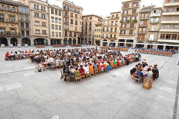 Conciertos, comida popular y goitiberas en la Semana de la Juventud