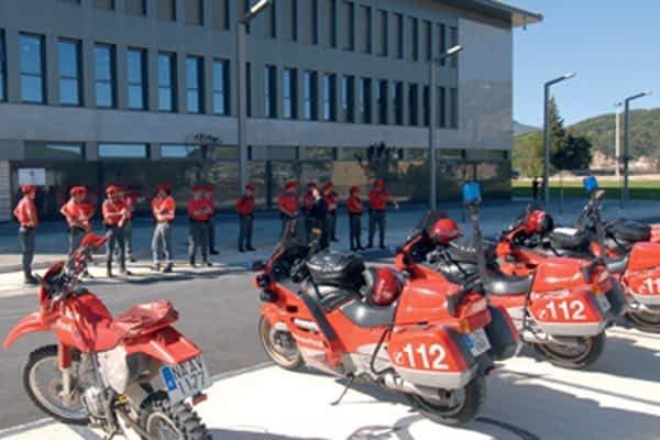 La Policía Foral estrena comisaria en Estella
