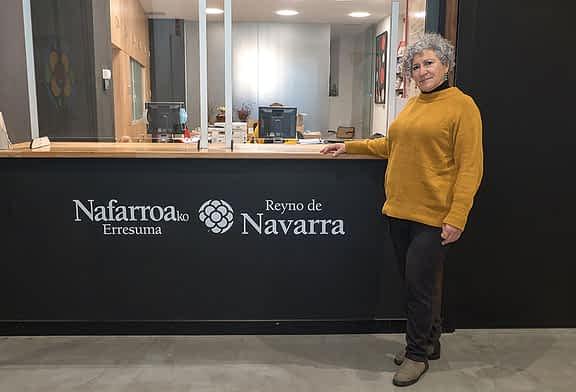 ENTREVISTA - Marian Bariain, responsable de la Oficina de Turismo de Estella -