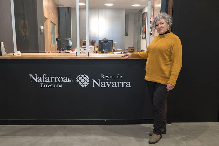 """ENTREVISTA – Marian Bariain, responsable de la Oficina de Turismo de Estella – """"Como no se puede ir a ningún sitio, estamos descubriendo nuestra casa"""""""