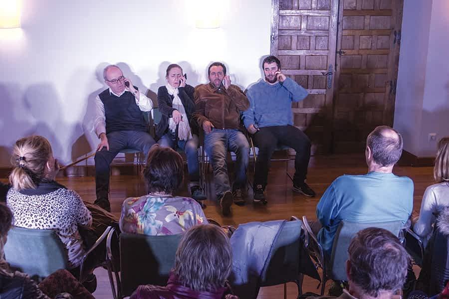 'Teatro para ti' vuelve los martes a la casa de cultura