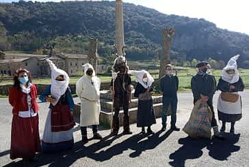 Vuelven las visitas 'El Bosque Mágico', en el entorno del Monasterio de Iranzu
