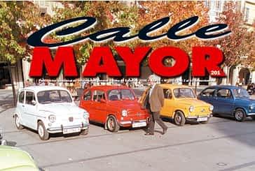 CALLE MAYOR 201 - MÁS DE CINCUENTA SEAT/FIAT 600 EN ESTELLA