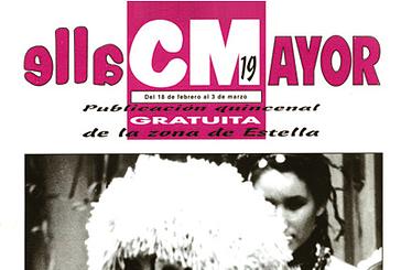 CALLE MAYOR 019 - COMIENZAN LOS CARNAVALES
