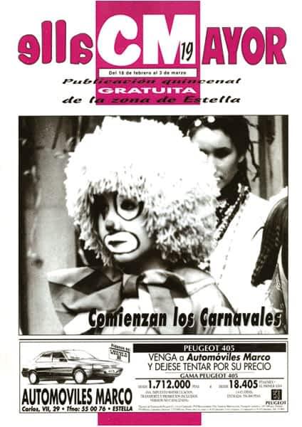 CALLE MAYOR 019 – COMIENZAN LOS CARNAVALES