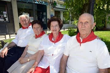 Protagonistas del Día del Jubilado
