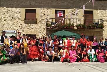 TIERRA ESTELLA EN FIESTAS. Legaria. Del 9 al 13 de agosto
