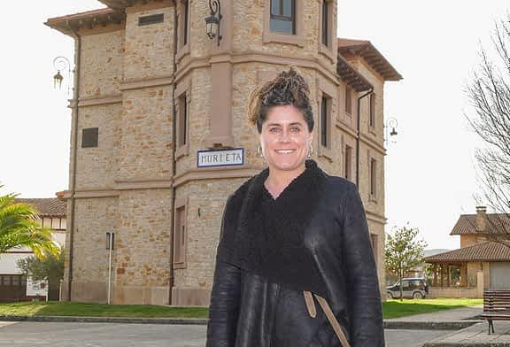 """PRIMER PLANO - Yurema Lana, alcaldesa de Murieta - """"Hay que dinamizar  la vida social del pueblo"""""""