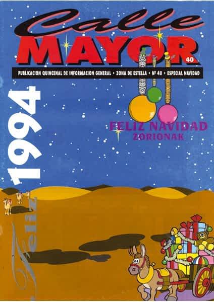 CALLE MAYOR 040 – ESPECIAL NAVIDAD 1993-1994