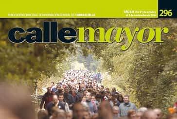 CALLE MAYOR 296 - ESTELLA ACOGIÓ SU III NAFARROA OINEZ