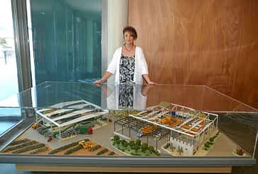 """PRIMER PLANO - Mariví Sevilla Marzo, presidenta de la Mancomunidad de Montejurra - """"Está en marcha  un proyecto educativo que recupera  las visitas a  la planta de Cárcar"""""""
