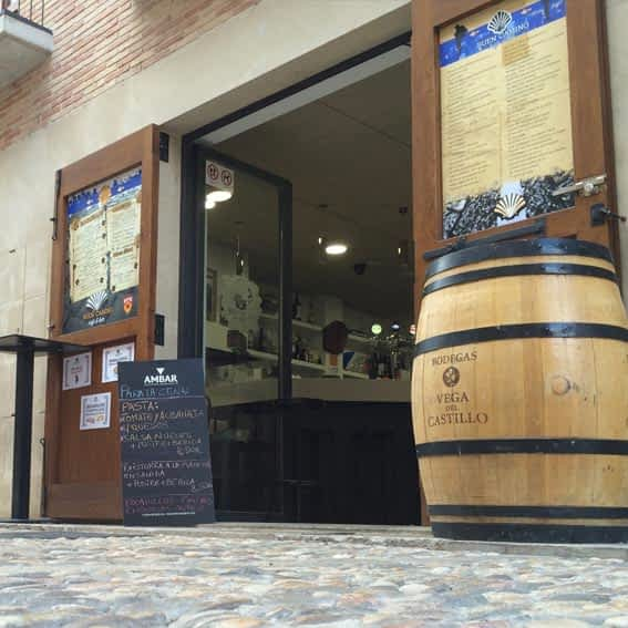 Bar Buen Camino. Estella - Lizarra