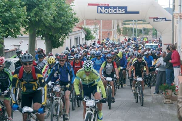 La travesía del Ega reunió a  586 participantes