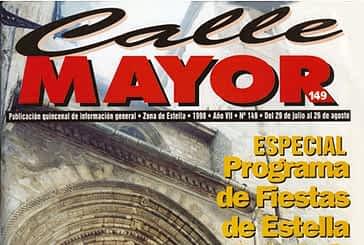 CALLE MAYOR 149 - ESPECIAL FIESTAS DE ESTELLA 1998
