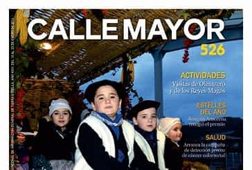 CALLE MAYOR 526 - LA NAVIDAD TRAJO LA ILUSIÓN A TIERRA ESTELLA