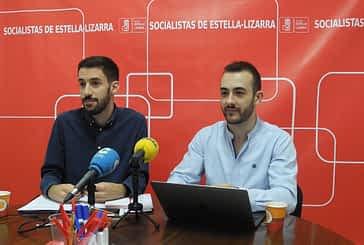 El PSN de Estella criticó la gestión del tripartito en Servicios y Comercio