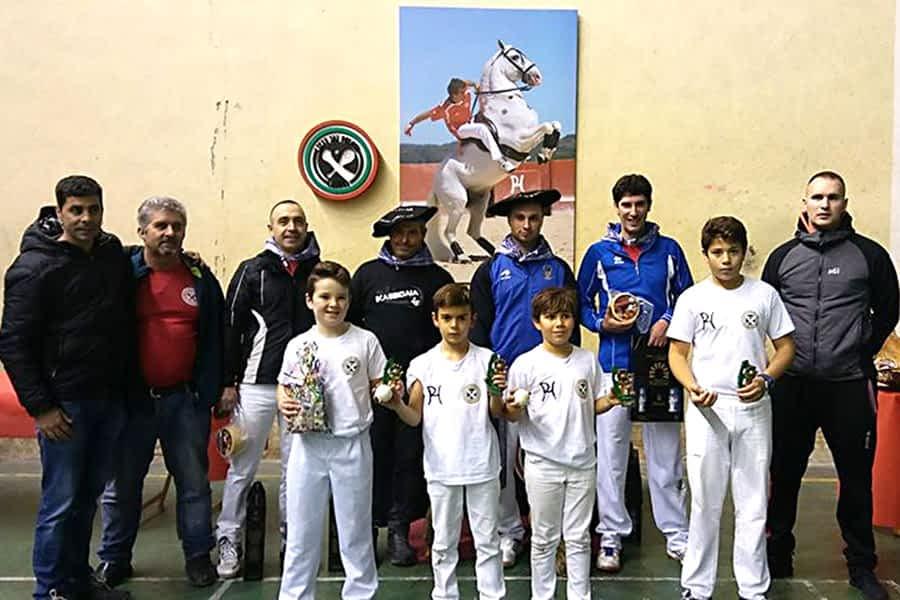 Finales del Torneo Olentzero
