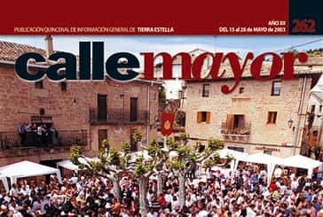 CALLE MAYOR 262 - MULTITUDINARIA FIESTA EN DICASTILLO EN TORNO AL ESPÁRRAGO